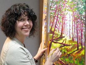 Mirja Vahala, Artist
