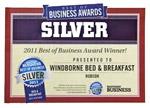 Windborne BB West Kootenay silver award