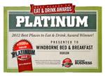 Windborne BB West Kootenay platinum award