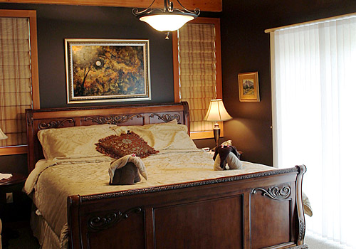 Windborne B&B Moonlight Suite, Castlegar, BC